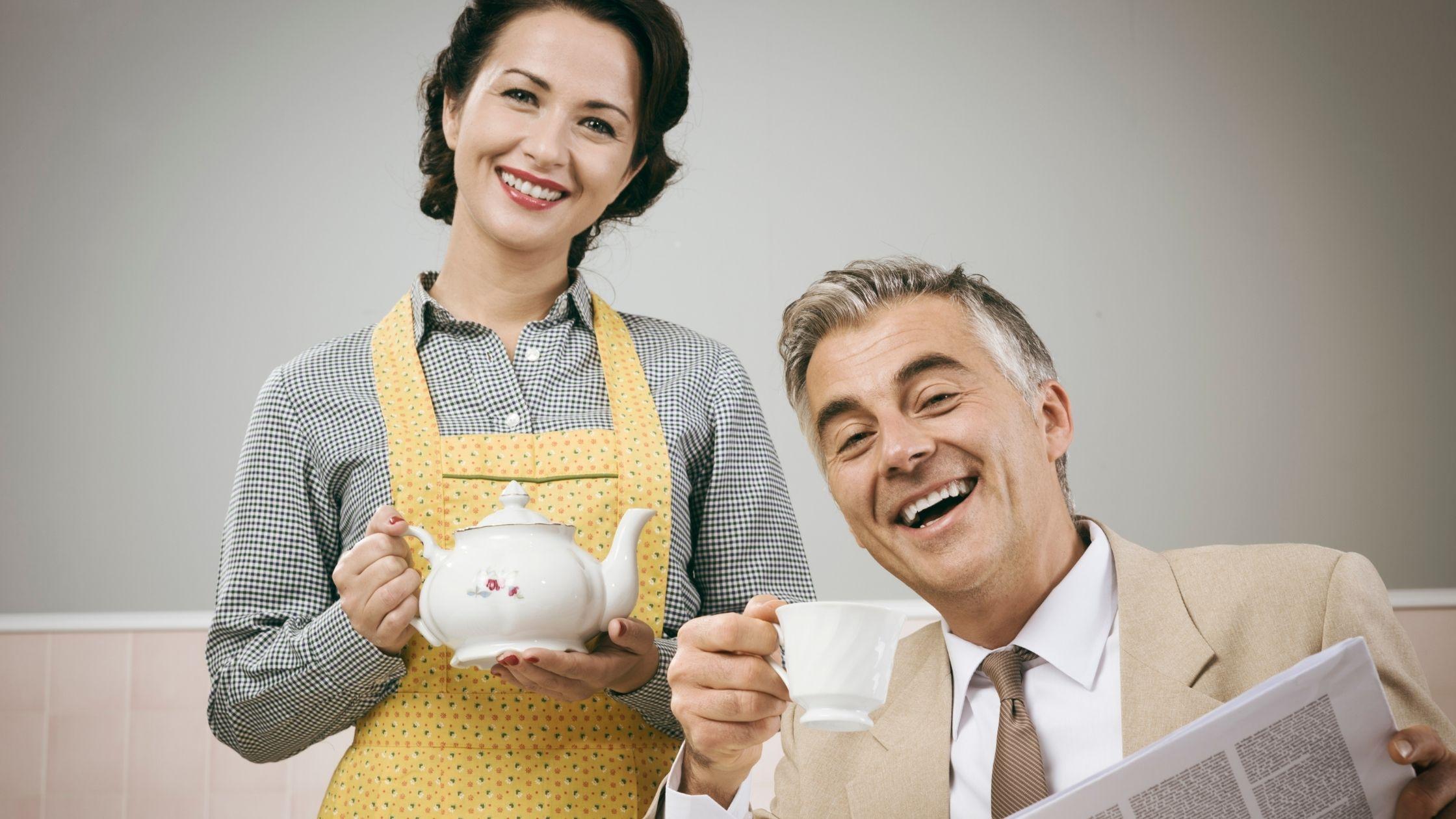 breadwinner couple